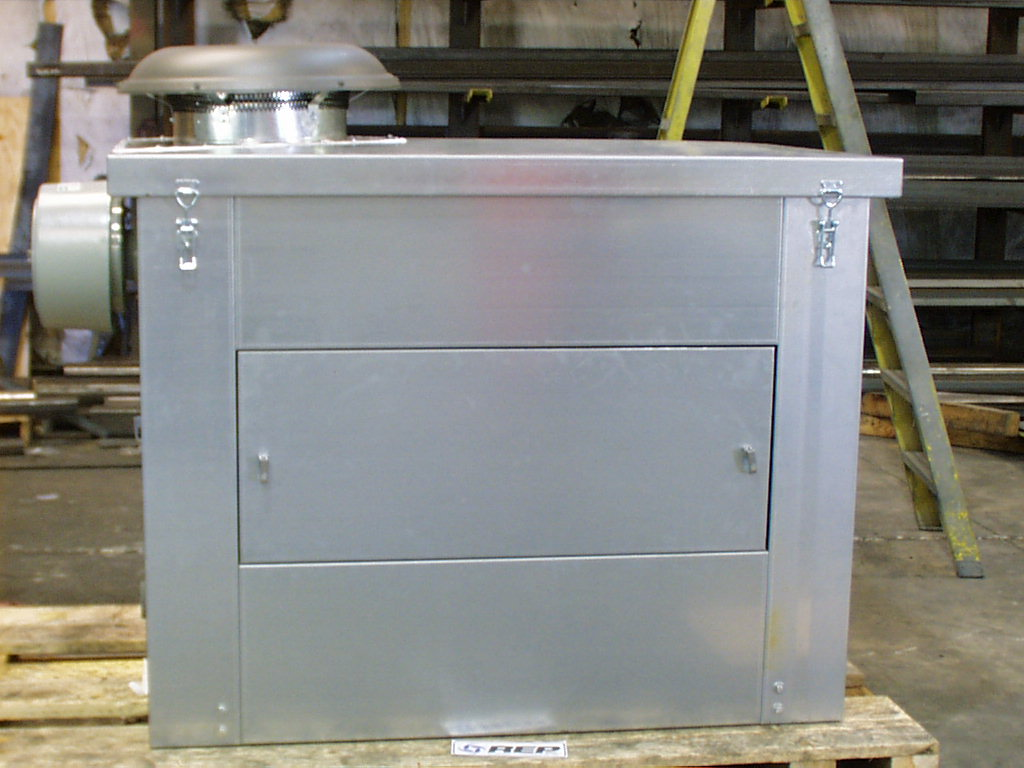 Standard and Custom Enclosures