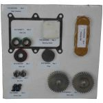 Preview: Roots Repair Kit 2″ Universal RAI Repair Kit with Gears