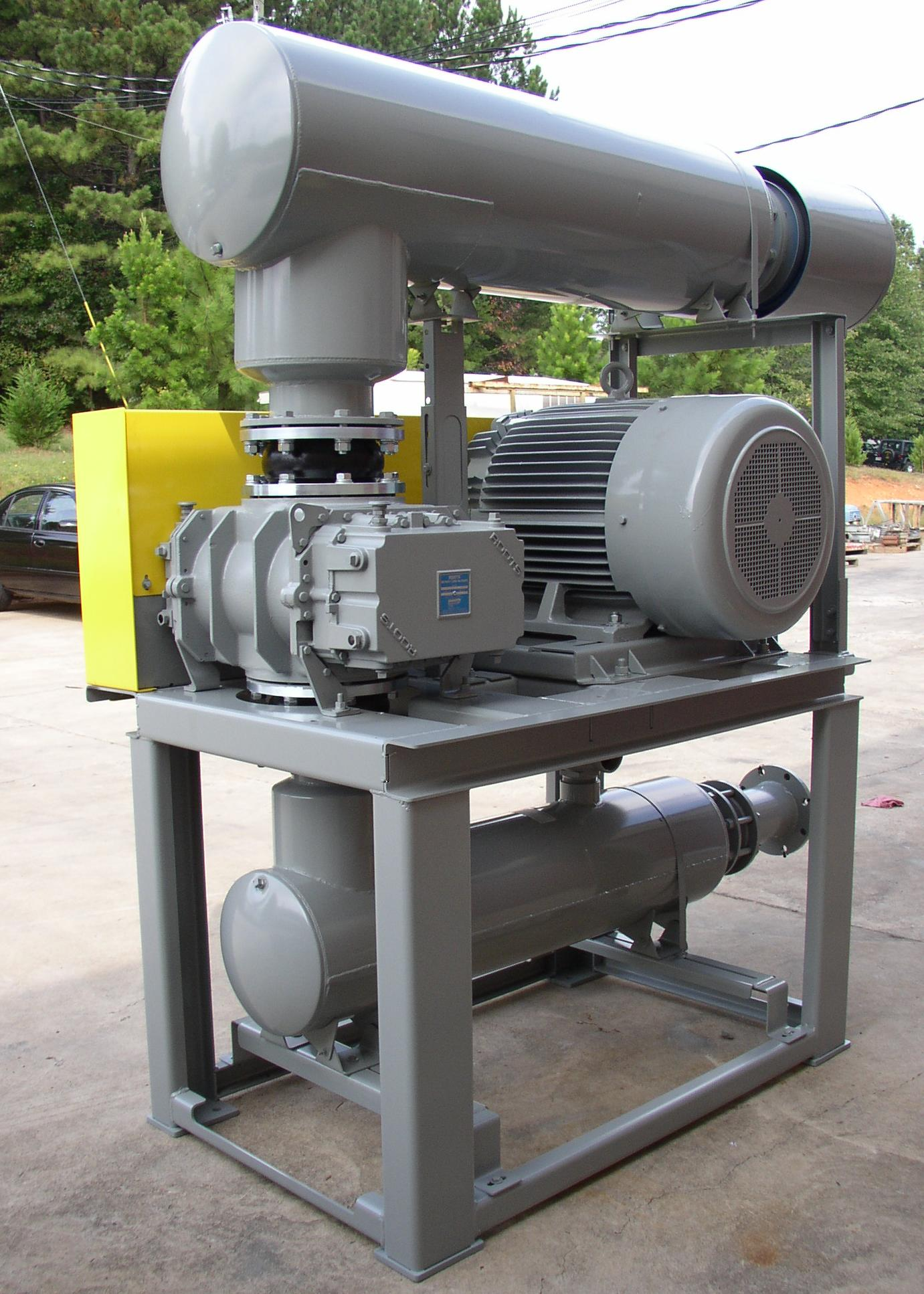 Blower Systems Configuration pdblowers Inc. #A5A526