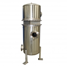 "26"" Diameter 304 SS Air/Water Separator"