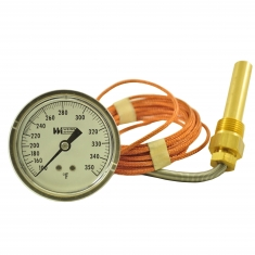 Discharge Temperature Gauge
