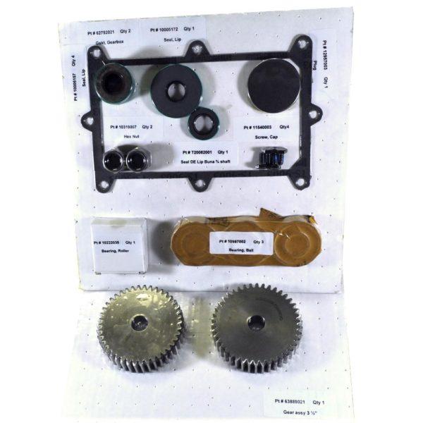 """Roots Urai Repair 3"""" Universal RAI Repair Kit with Gears"""