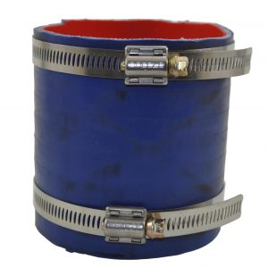 "3"" Flex Hose with clamps"