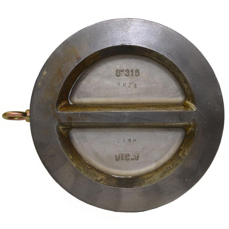 8 U0026quot  Dual Plate Wafer Check Valve