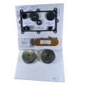 "Roots Urai Repair 3"" Universal RAI Repair Kit with Gears"