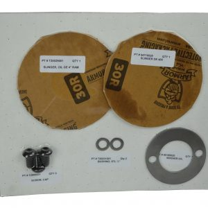 "Roots 4"" RAM™/RAM™-J/RCS/RCS-J/DVJ/DPJ Air Service Repair Kit with Top Drive  Slinger"