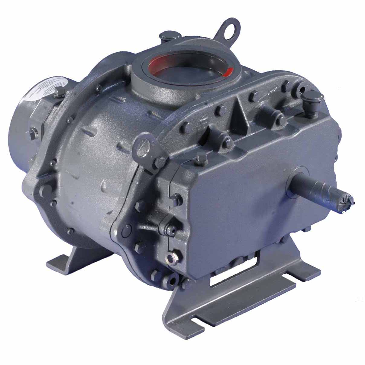 Positive Displacement Blower : Roots universal rai dsl rotary positive displacement