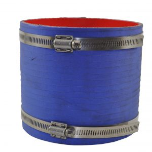 "5"" Flex Hose with clamps"