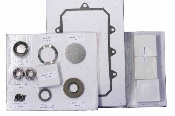 """Roots Urai Blower Parts 6"""" Universal RAI Repair Kit without Gears"""
