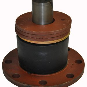 "6"" Weighted Blower Relief Valve"