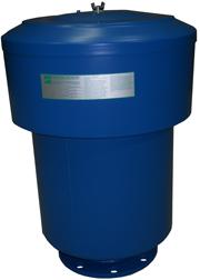 CCS-5 FLG Air Filter Silencer