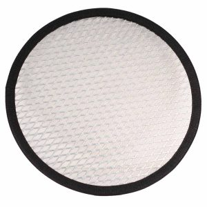 "17"" OD Disk Filter 304SS Screen Double Sided"