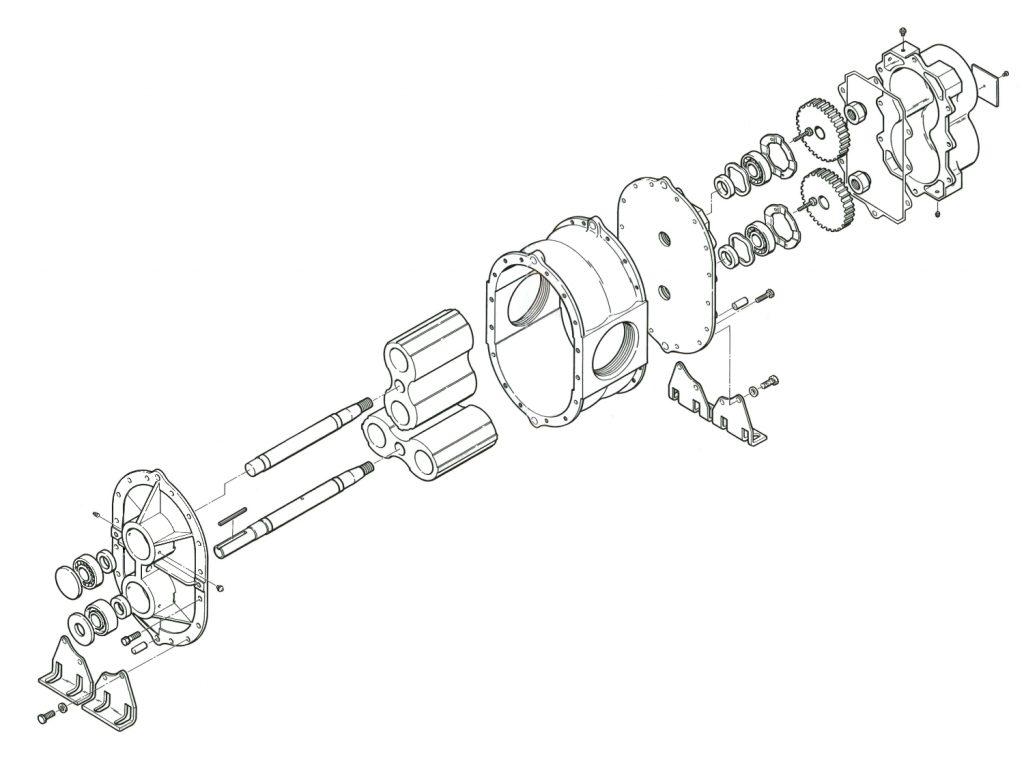 liquid ring vacuum pump system design