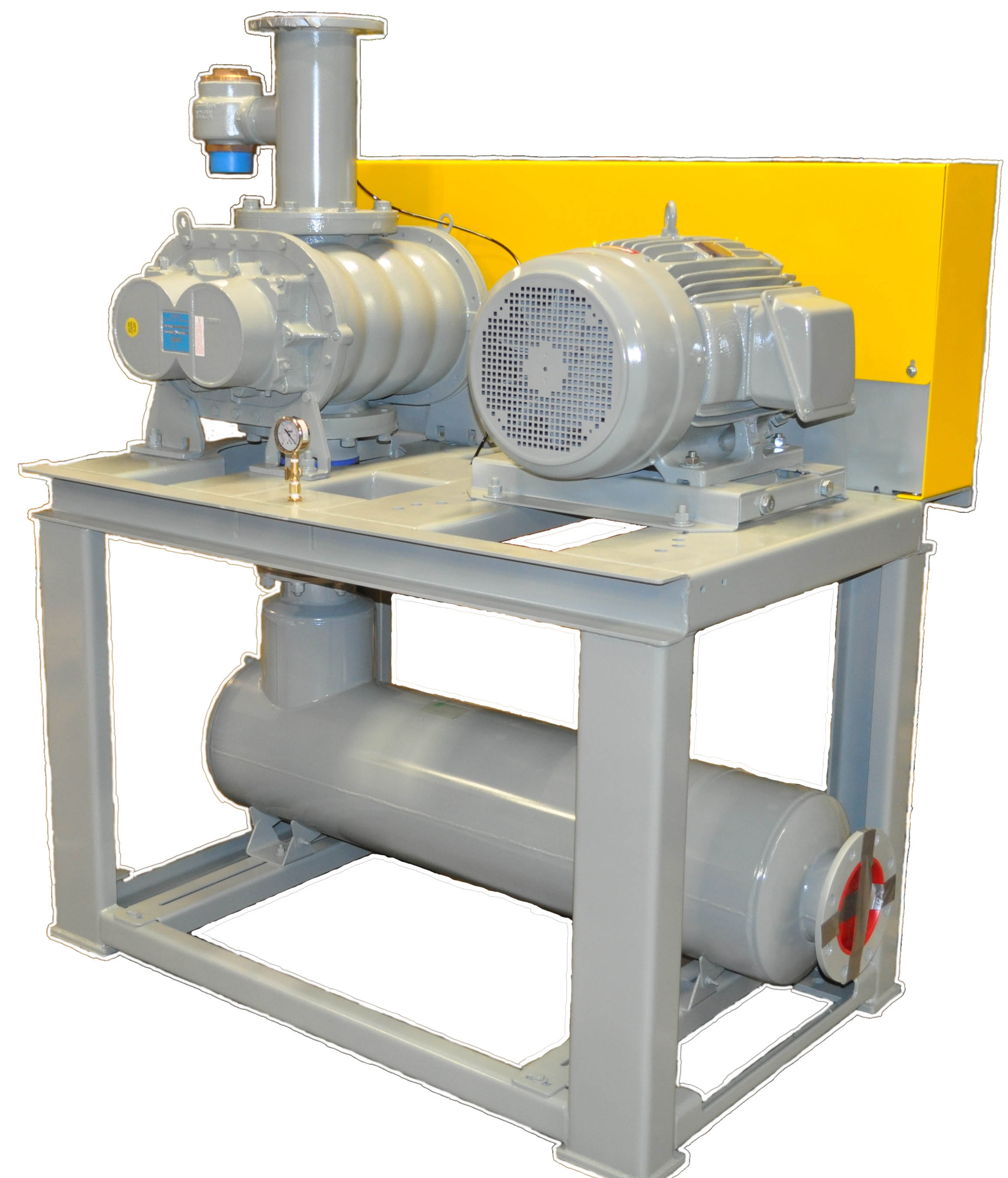 Packages: Positive Displacement Blower Integration and More #CAA101