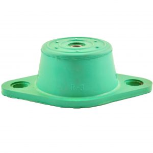 Vibration Isolator R-3 Green