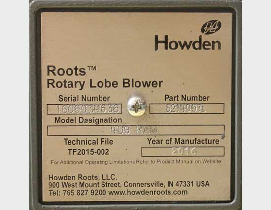 ID-label-plate_Howden-409RAM