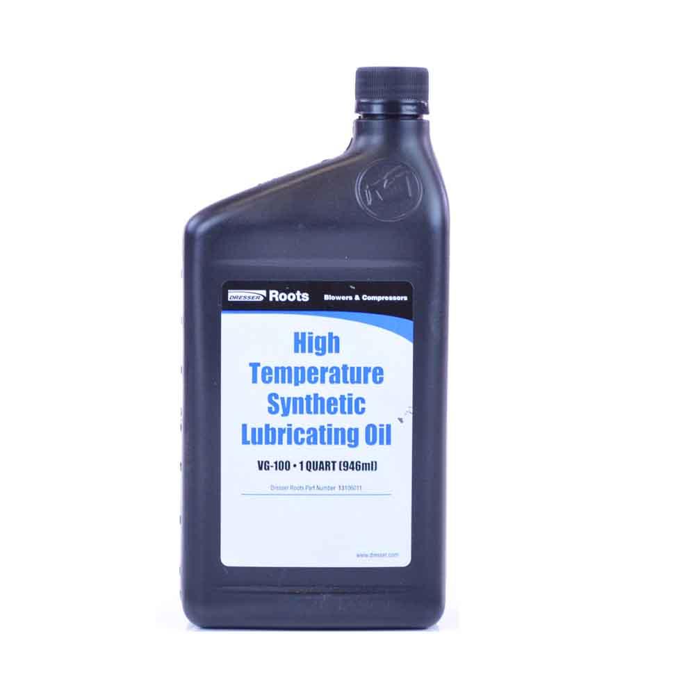 Roots Blower Oil Iso Vg 100 Quart