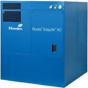 Roots EasyAir X2 blower package
