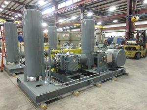 821 RCS-J Pressure Packages