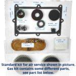 "PN23196.A - URAI-G 4"" GAS repair kit with timing gears"