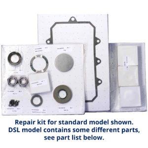 """pn26006 - URAI-DSL 6"""" repair kit without timing gears"""