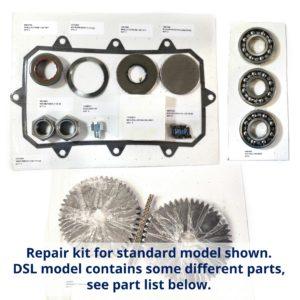 """pn26008 - URAI-DSL 6"""" repair kit with timing gears"""