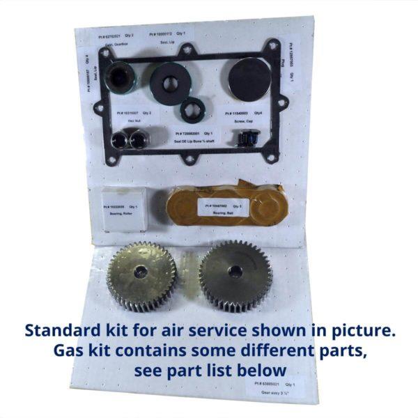 "3"" URAI-G Gas Unit Repair Kit with Timing Gears"