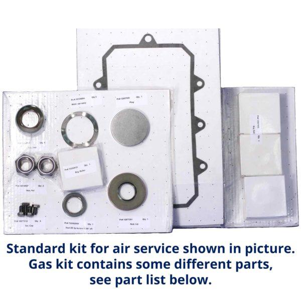 """pn53449 - URAI-G 6"""" GAS repair kit"""