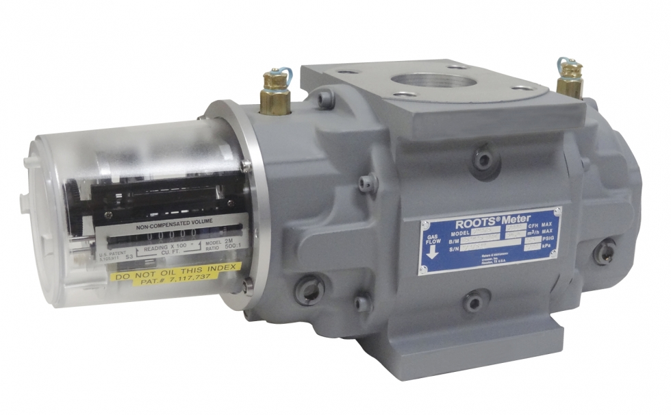 Dresser Meters And Instruments Pdblowers Inc