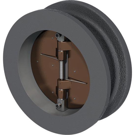 Techno 5050 check valve retainerless