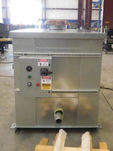 Project 390748 - equipment enclosure