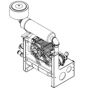 391581-agitation-blower-package-drawing
