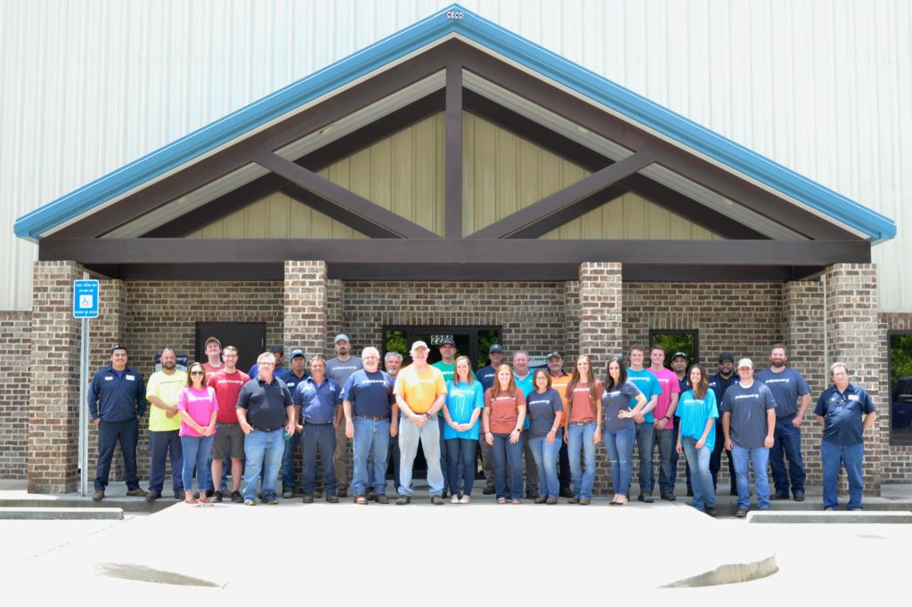30th Anniversary pdblowers group photo