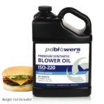 PN 50459.FG pdblowers food grade oil vg220 gallon