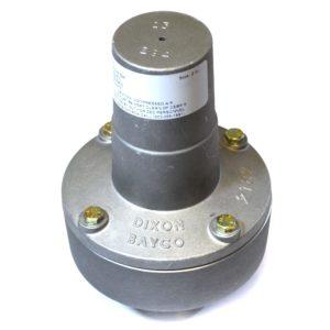 """Dixon pressure relief valve 2"""""""